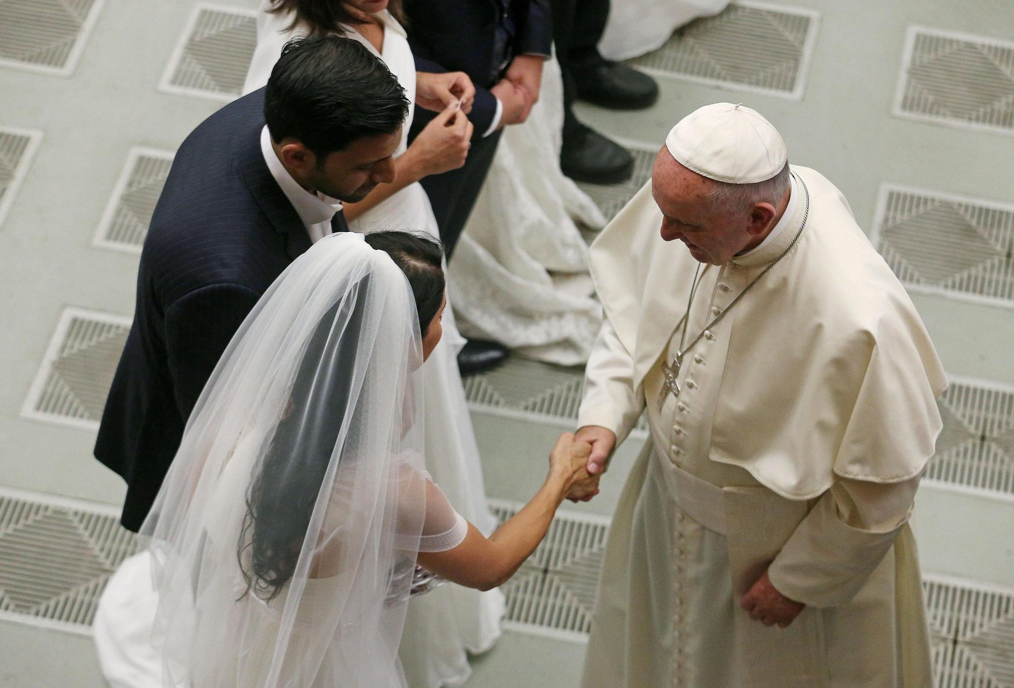 The annulment process is by