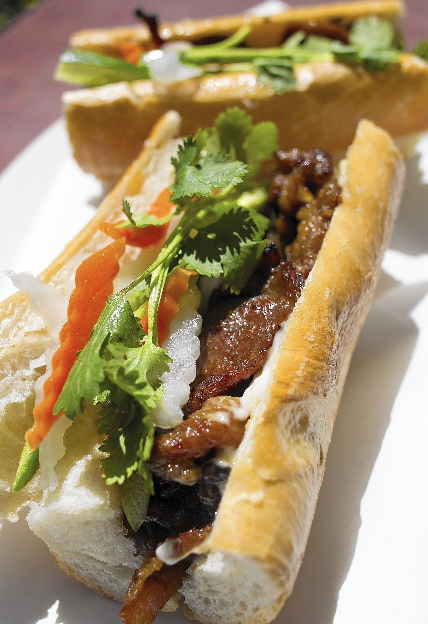 The Gossiping Gourmet: Lotus Bistro offers tasty Vietnamese fare in a casual setting