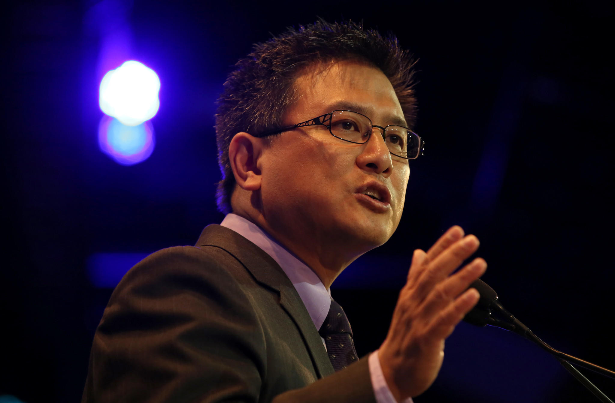 State Treasurer John Chiang (Irfan Kahn / Los Angeles Times)
