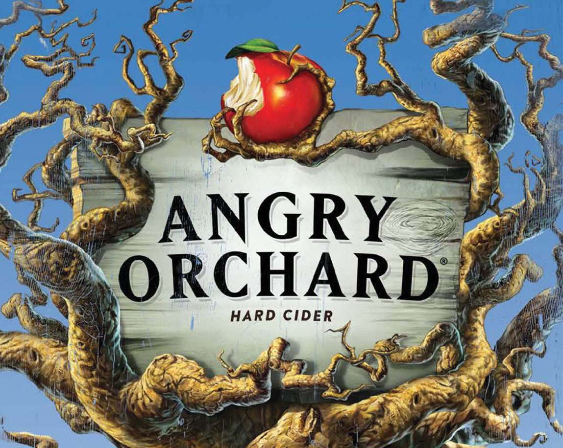 Angry Orchard Apple