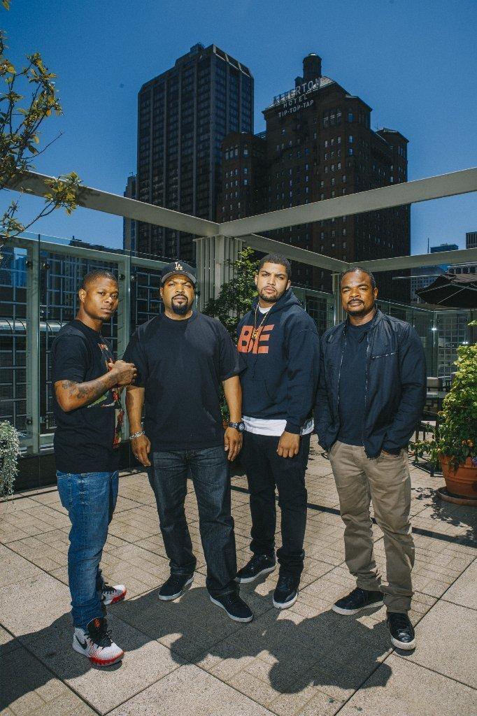Ice Cube and O'Shea Ja...