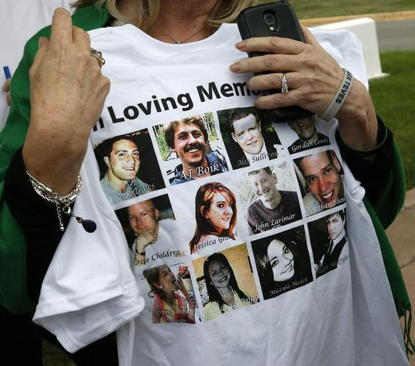A Look At The 12 People Killed In Colorado Theater Attack