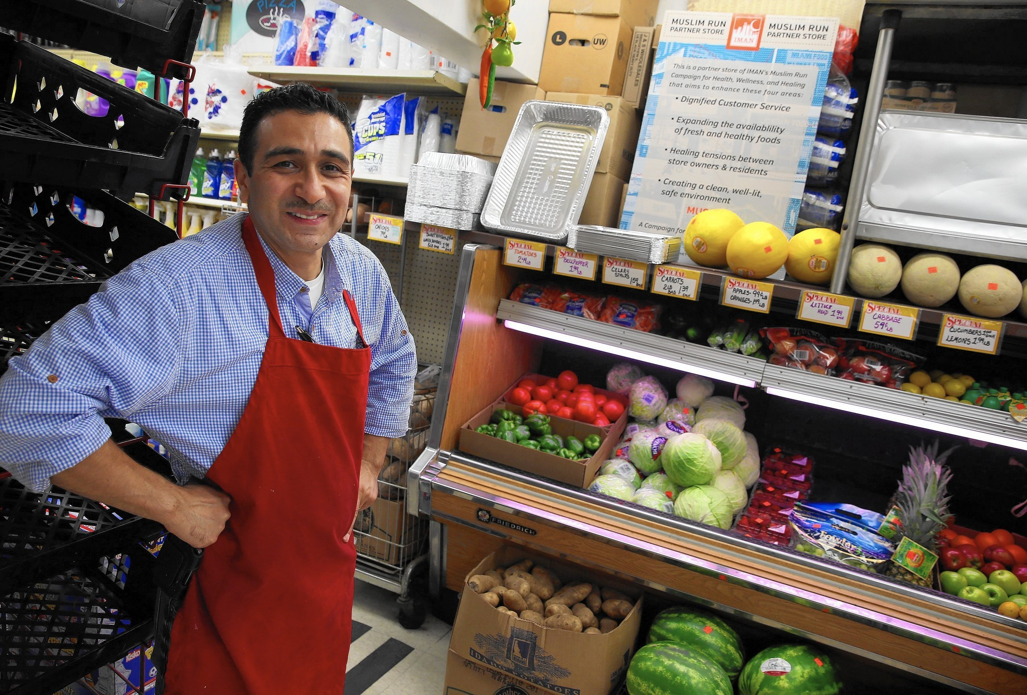 Access to healthier choices can mean healthier living