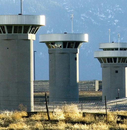 U.S. 'supermax' Prison: 'Alcatraz Of The Rockies' Is Seen