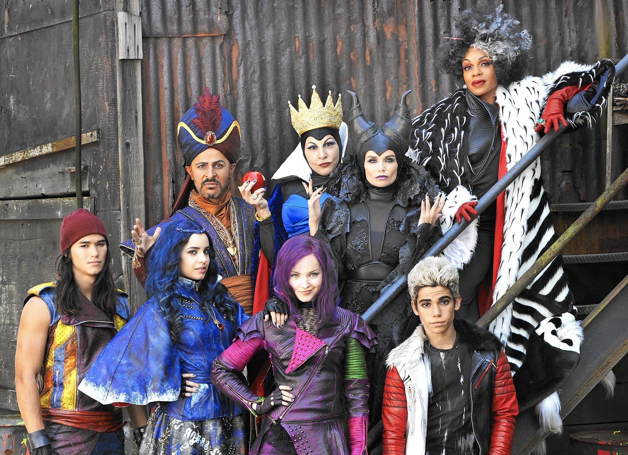 Descendants 2 Cast Details And More