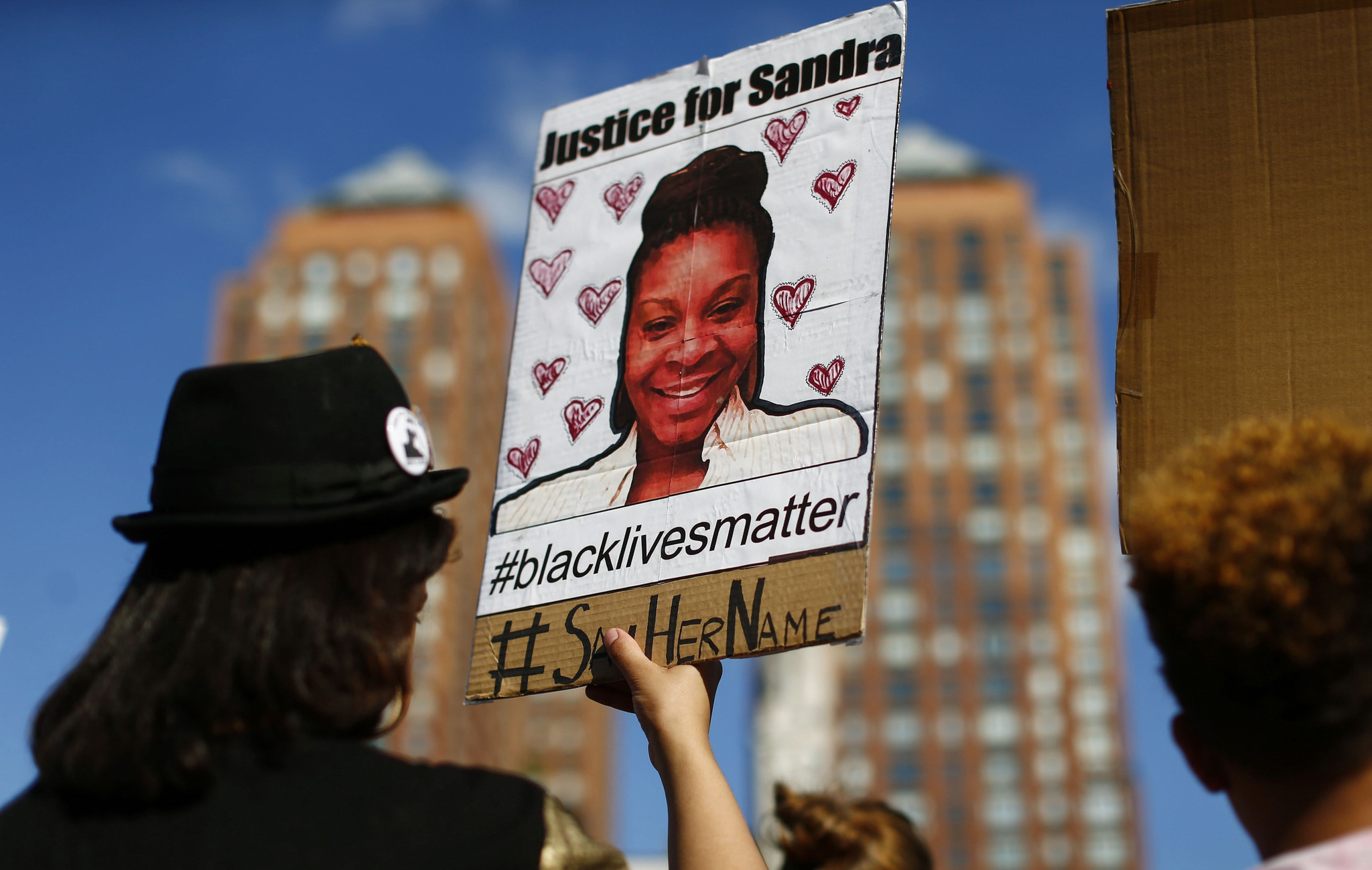 Sandra Bland: Texas records show racial breakdown of those stopped by same trooper