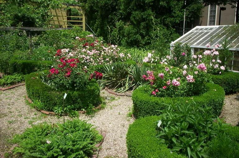 The Butler Mccook House Gardens Hoy