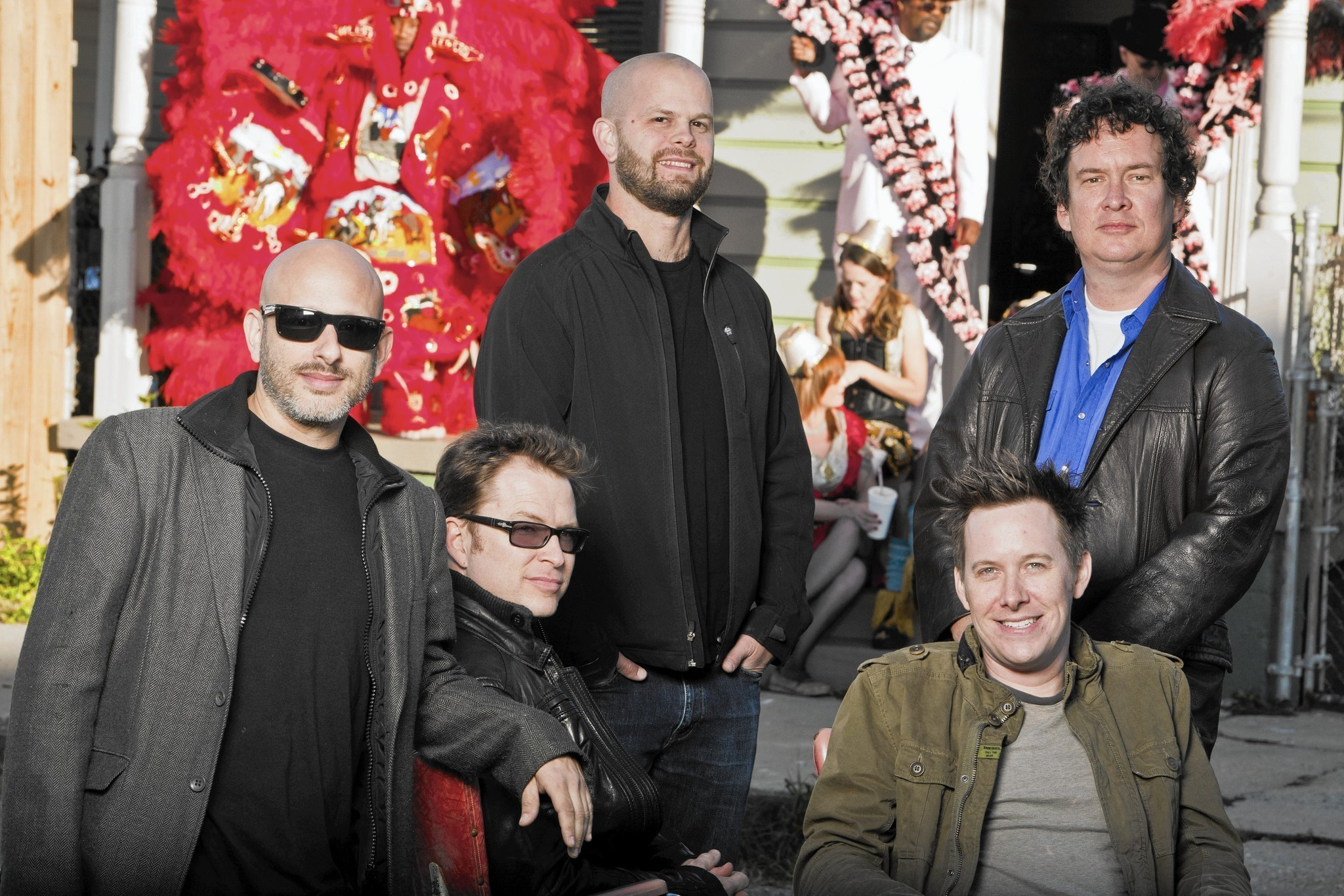 Jam-Funk Band Galactic Returns To Ridgefield With Batch Of ...
