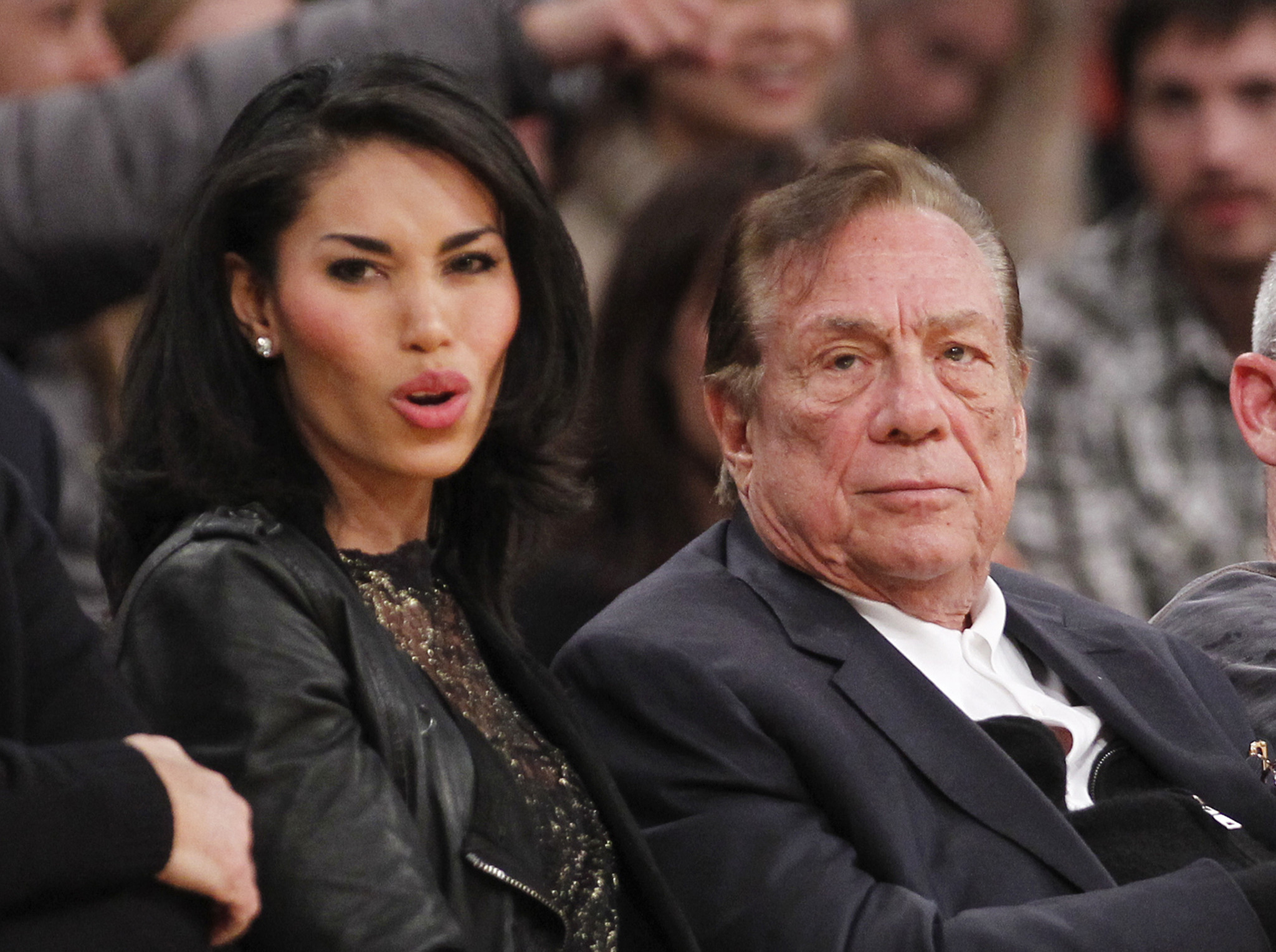 Donald Sterling sues TMZ, V. Stiviano over leaked tapes