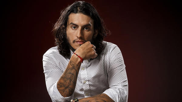 Emmy chat richard cabral of american crime talks gangs god and a