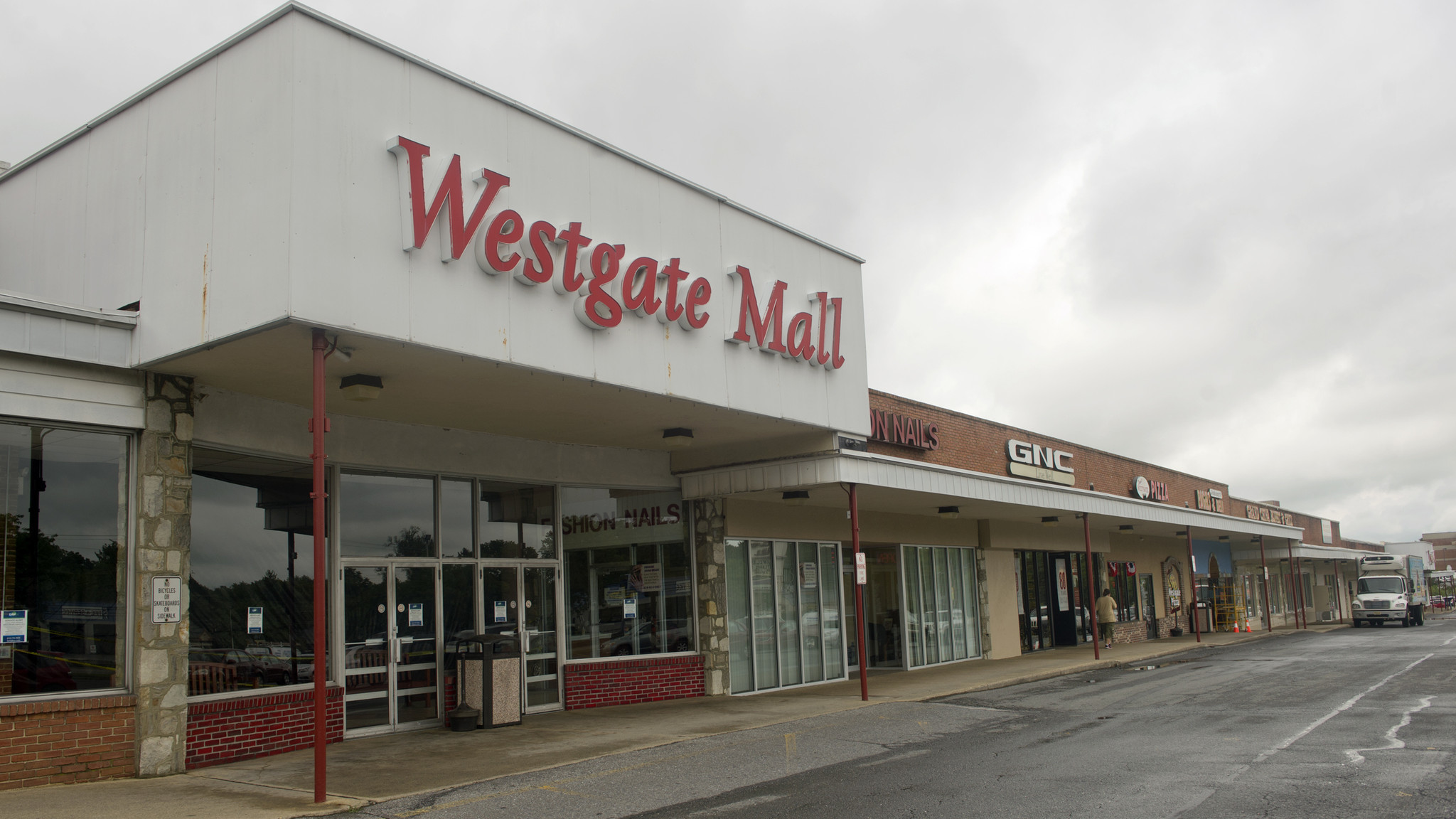 Pictures westgate mall is getting a facelift the for Michaels crafts locations ma