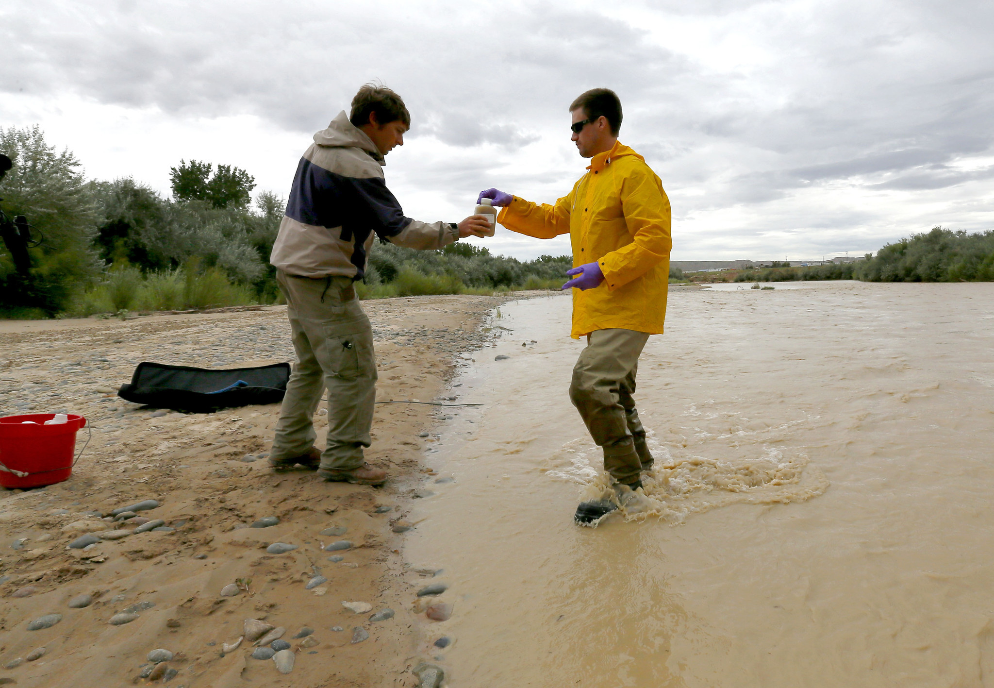 States downstream from contaminated river upset that EPA didnt