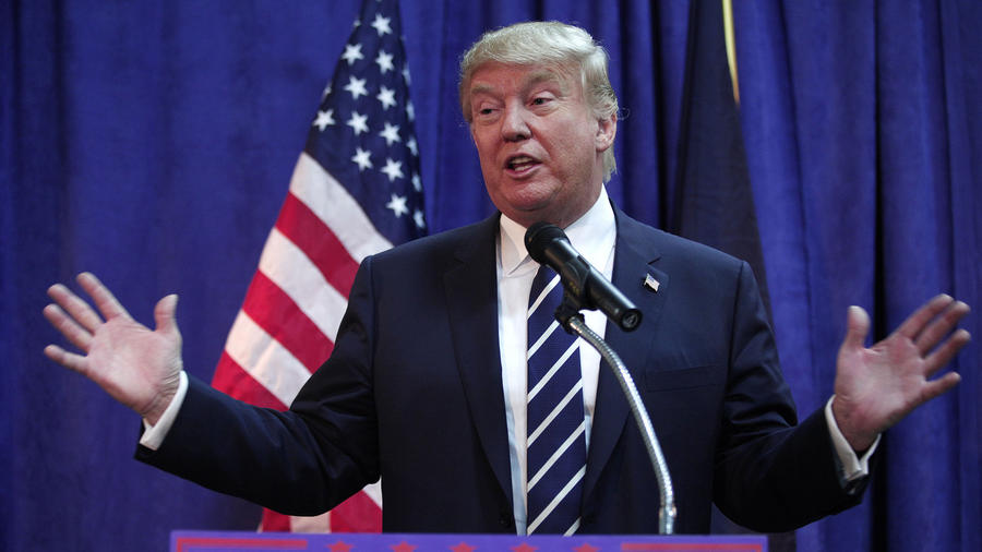 Donald Trump in Michigan