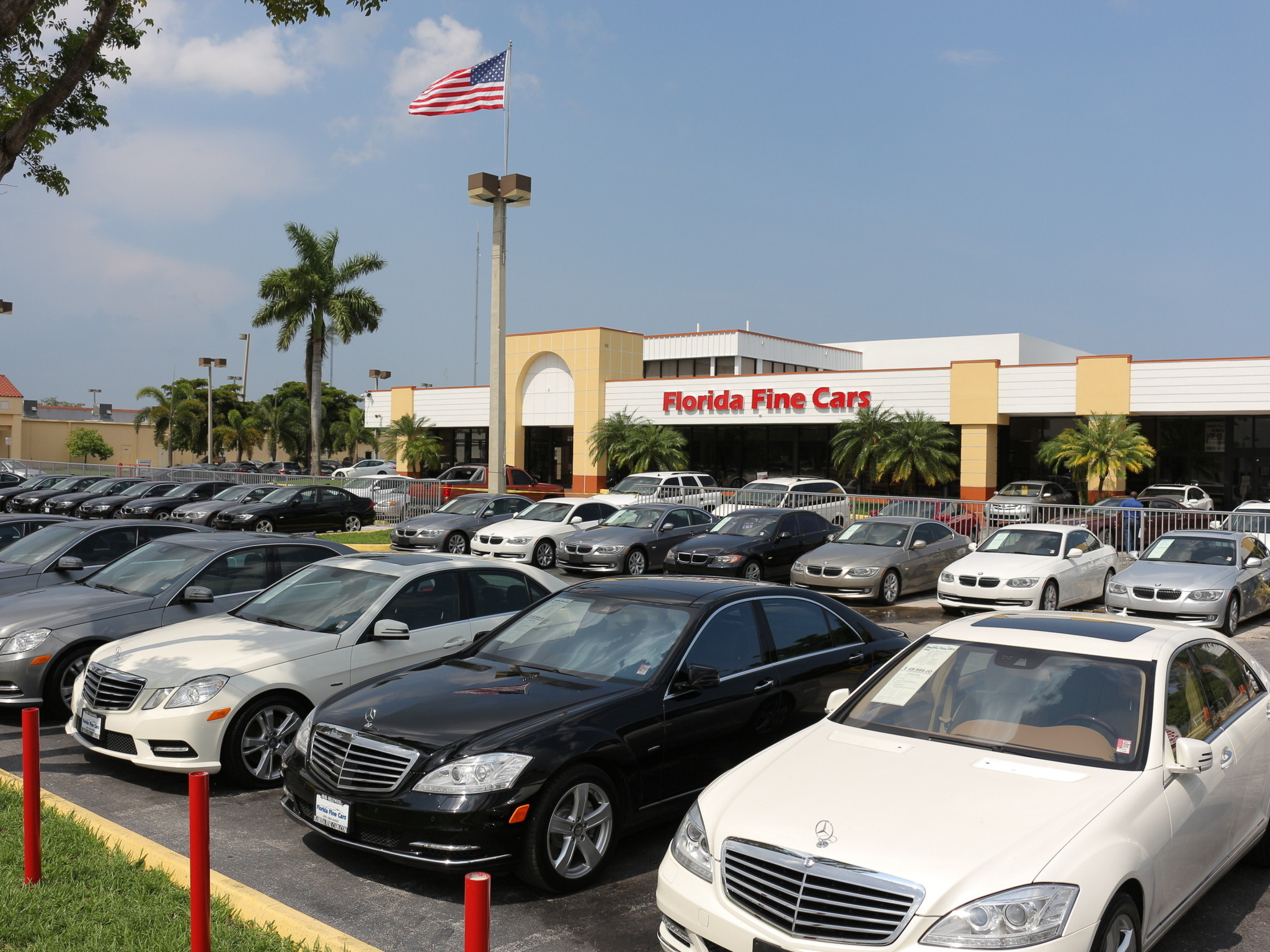 As Used Car Sales Boom Florida Fine Cars To Open In West