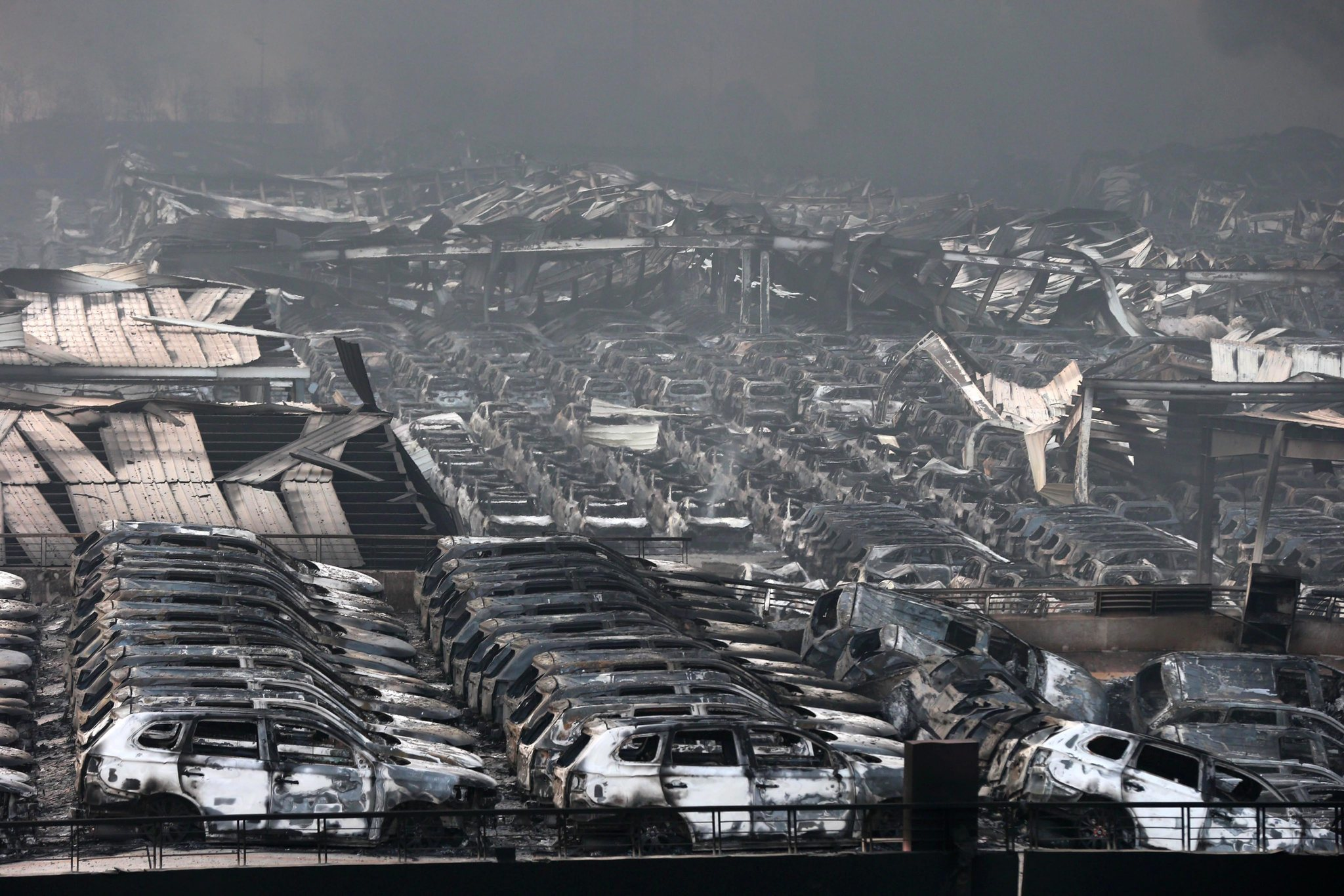 'Mama, save me, I can't bear it': A firefighter's cry in China's inferno