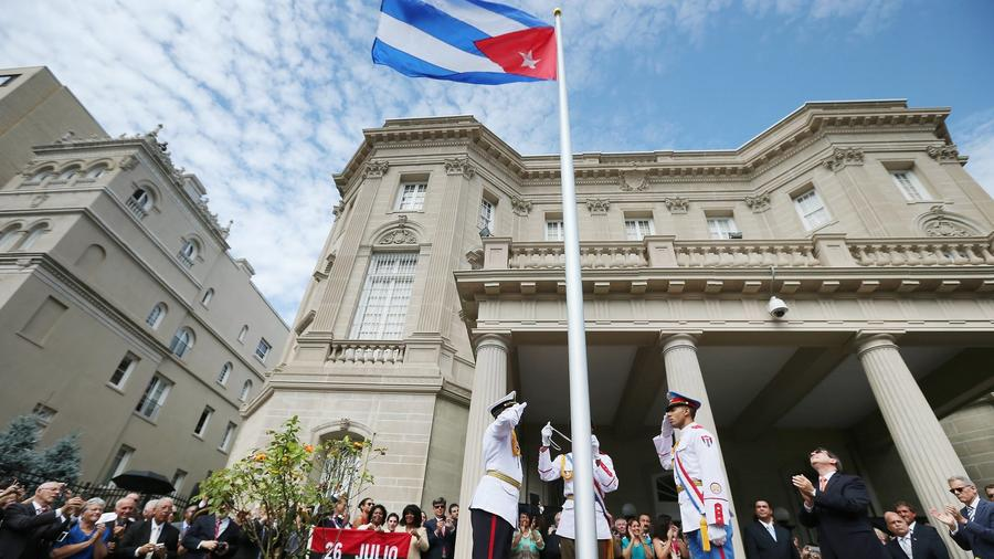 Kerry heads to Cuba for historic visit