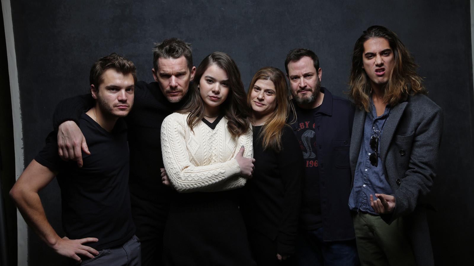 Emile Hirsch Talks      Ten Thousand Saints            Vincent N Roxxy      and More at Sundance   Collider