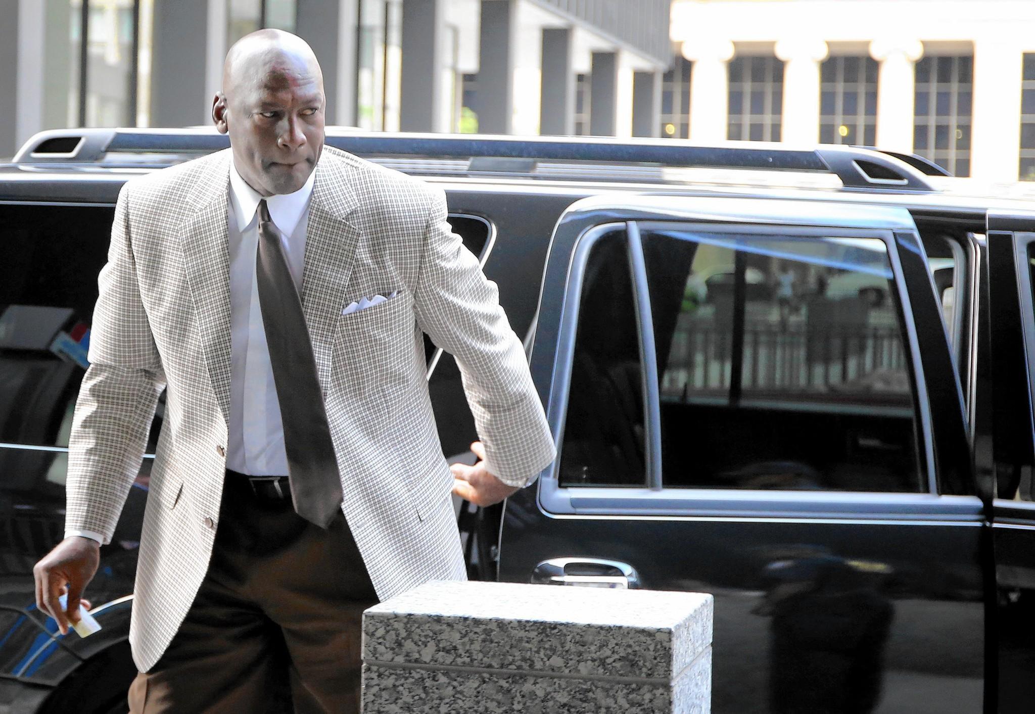Michael Jordan's mega-deals revealed as federal trial begins