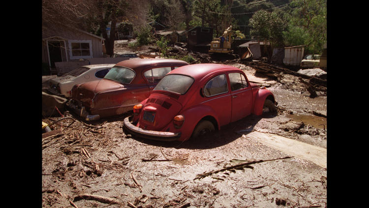 El Nino of 1997-98