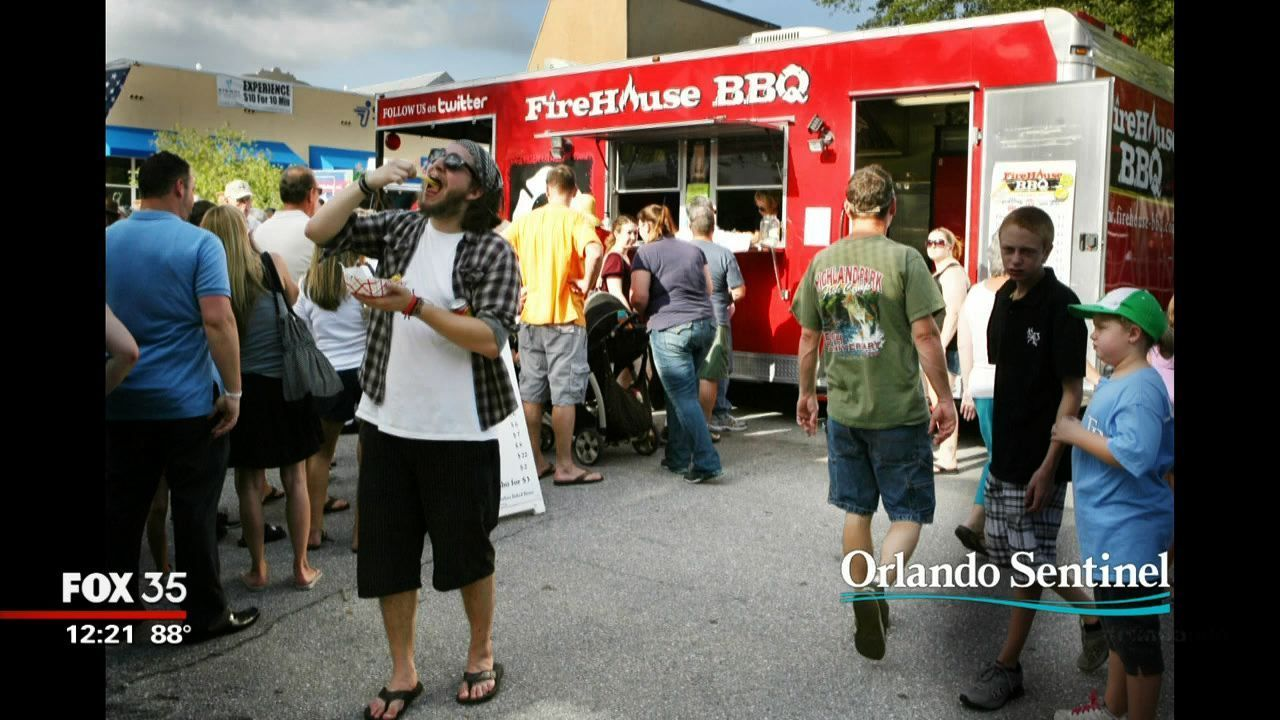Food Truck Regulations  Orlando