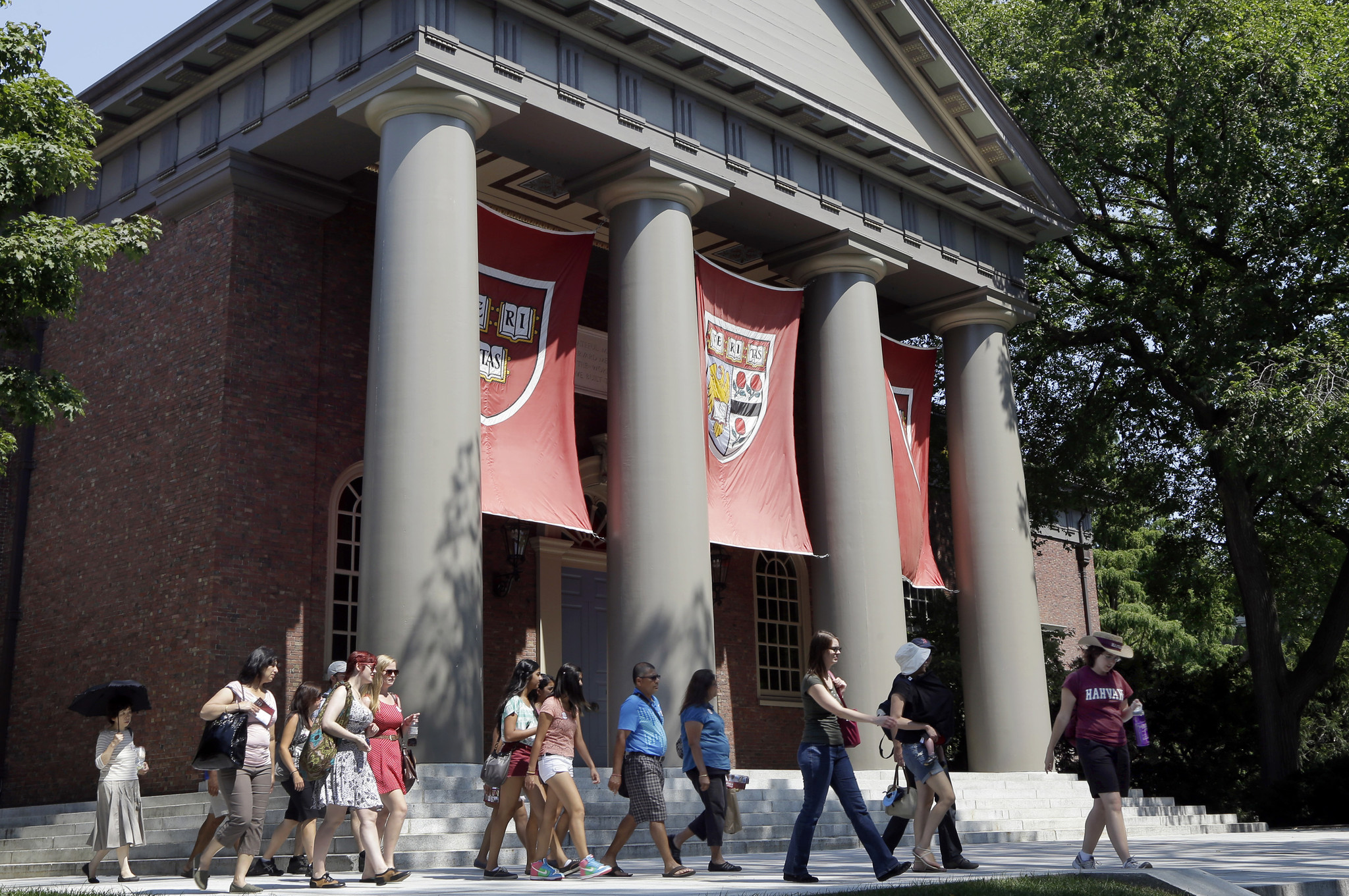 Sheltered students go to college, avoid education