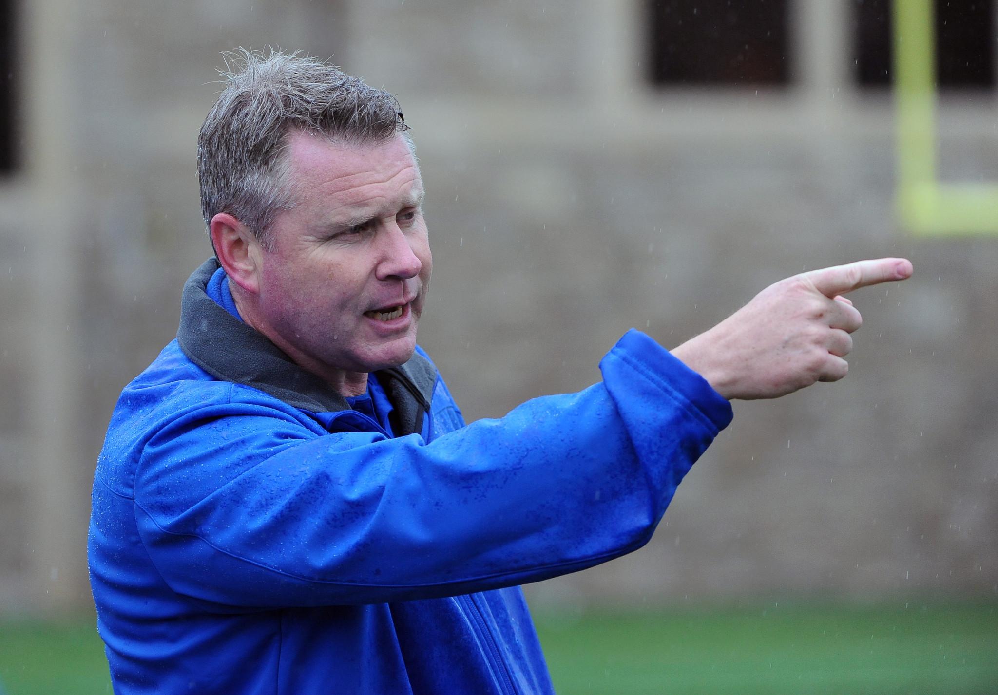 Loyola Blakefield Dons lacrosse coach Jack Crawford resigns