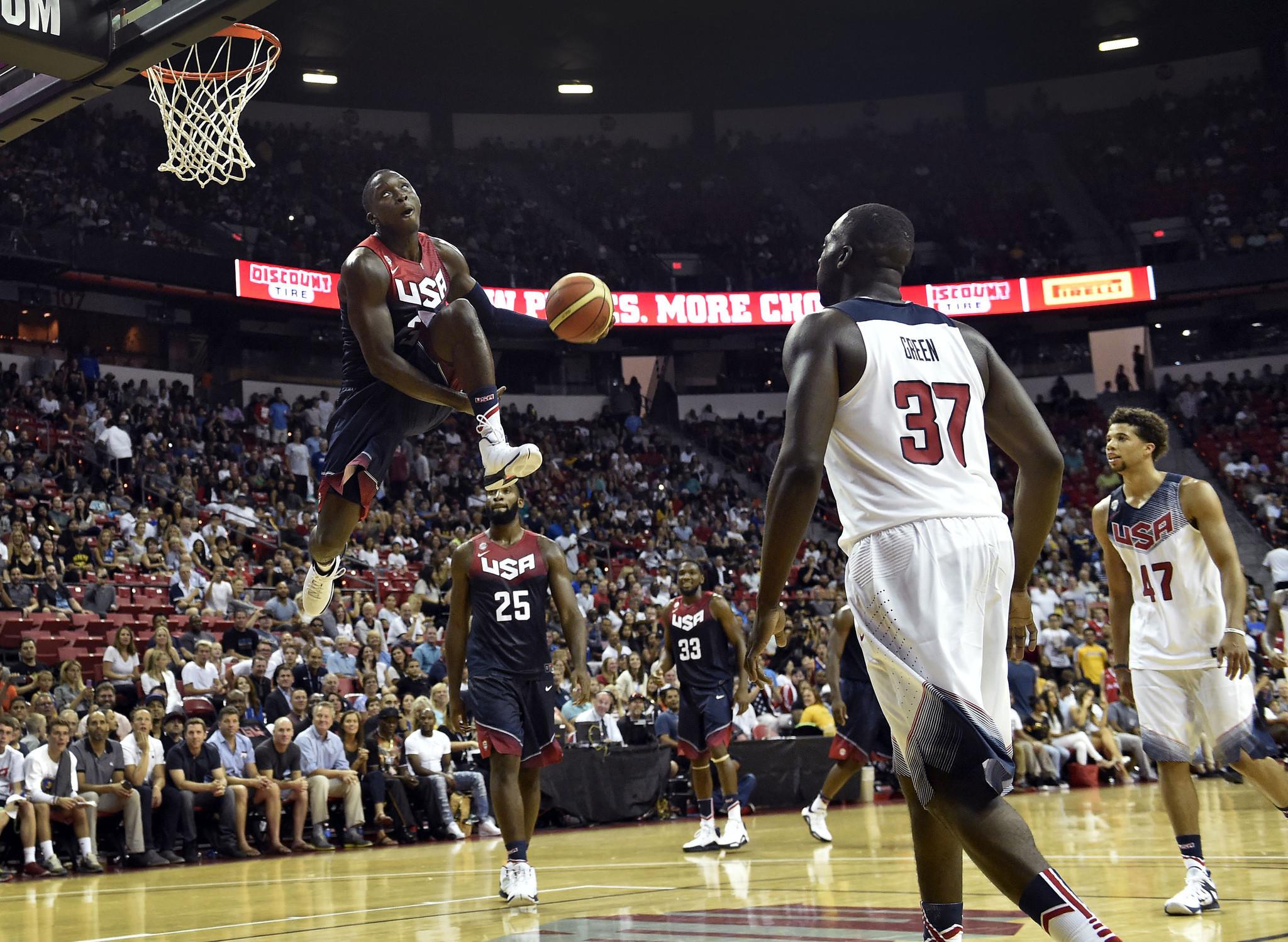 basketball in amerika