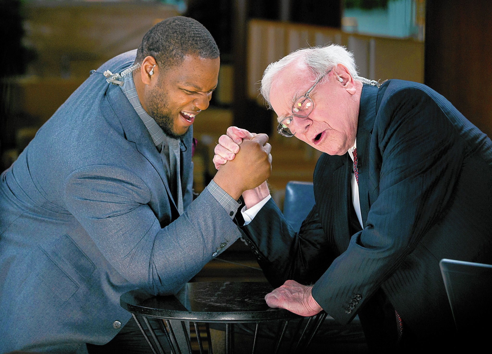 dolphins ndamukong suh and warren buffett are unlikely