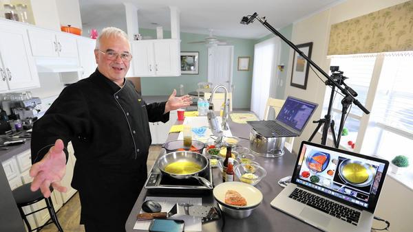 Chef Blog Live Show