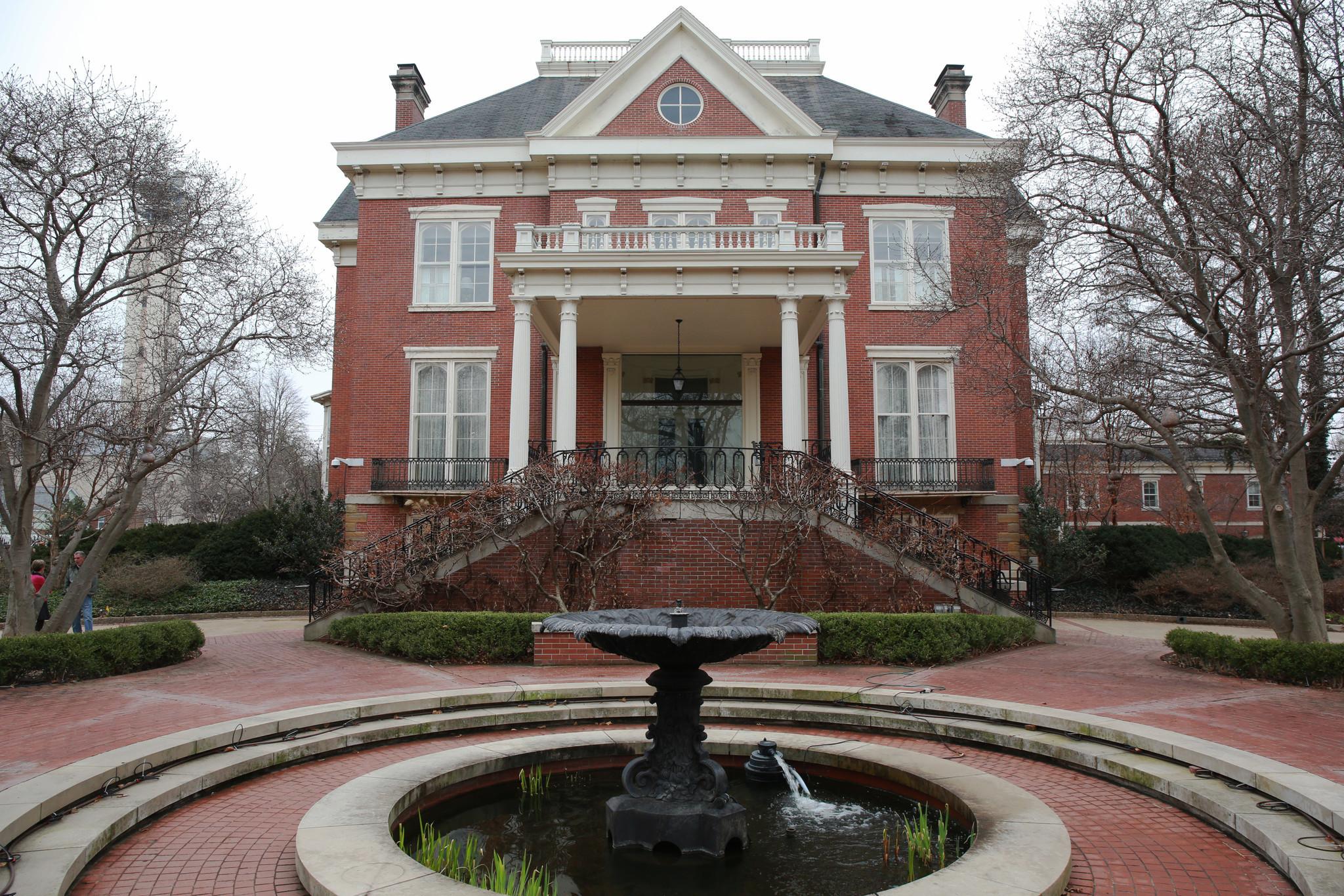 Group Renovating Governor S Mansion Seeking Design Firms