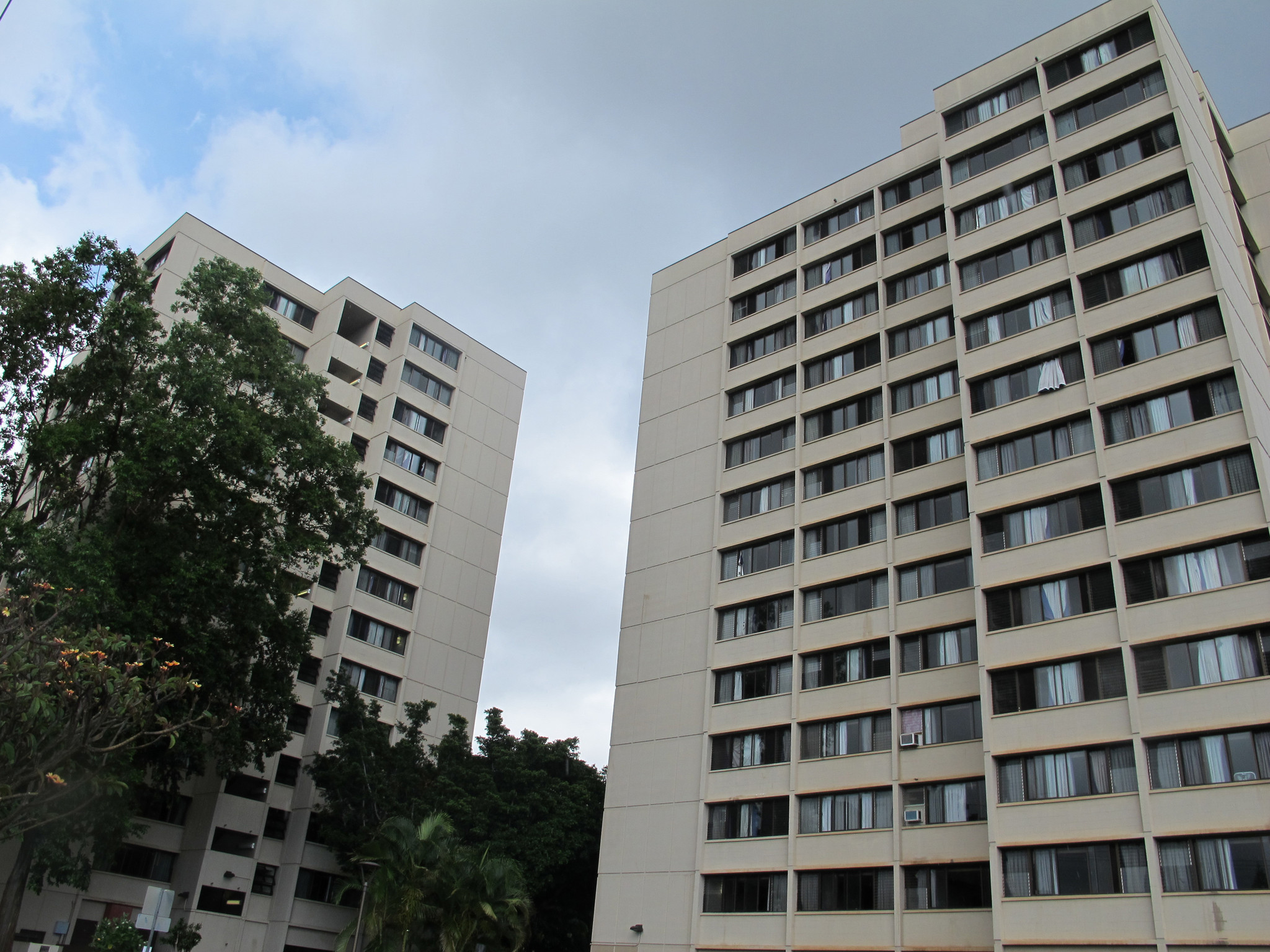 Man trying to stop suicide falls to death from Hawaii dorm