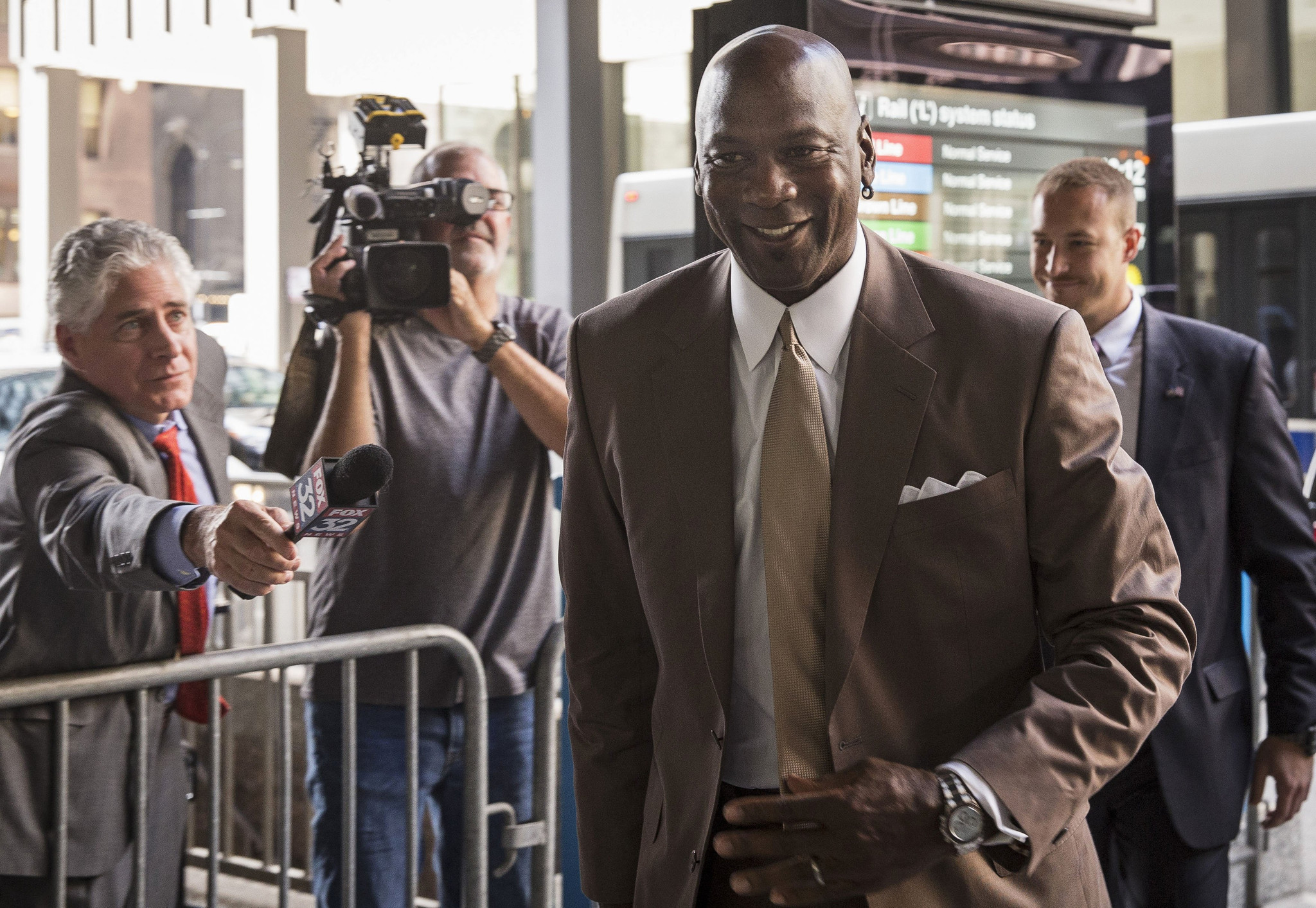 michael jordan on his life of success im not complaining chicago tribune