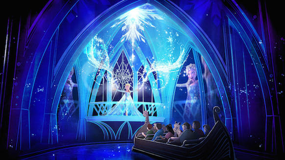 """<p>Frozen Ever After is heading to Epcot, replacing Maelstrom at the Norway pavilion.Disney plans to open the new """"Frozen"""" ride in early 2016.</p>"""