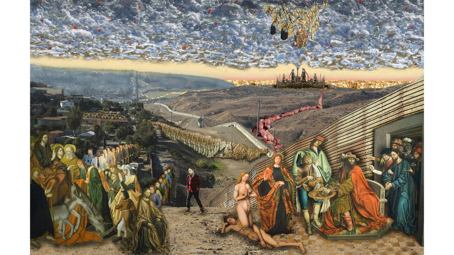 Rites of Passage, 2014 by Einar and Jamex de la Torre