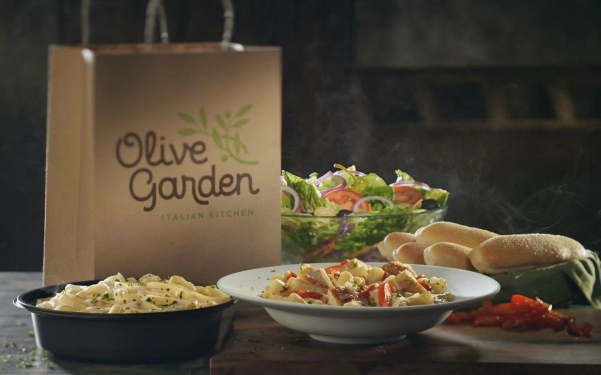 Buy an entree and take one home at olive garden the morning call for Call the olive garden