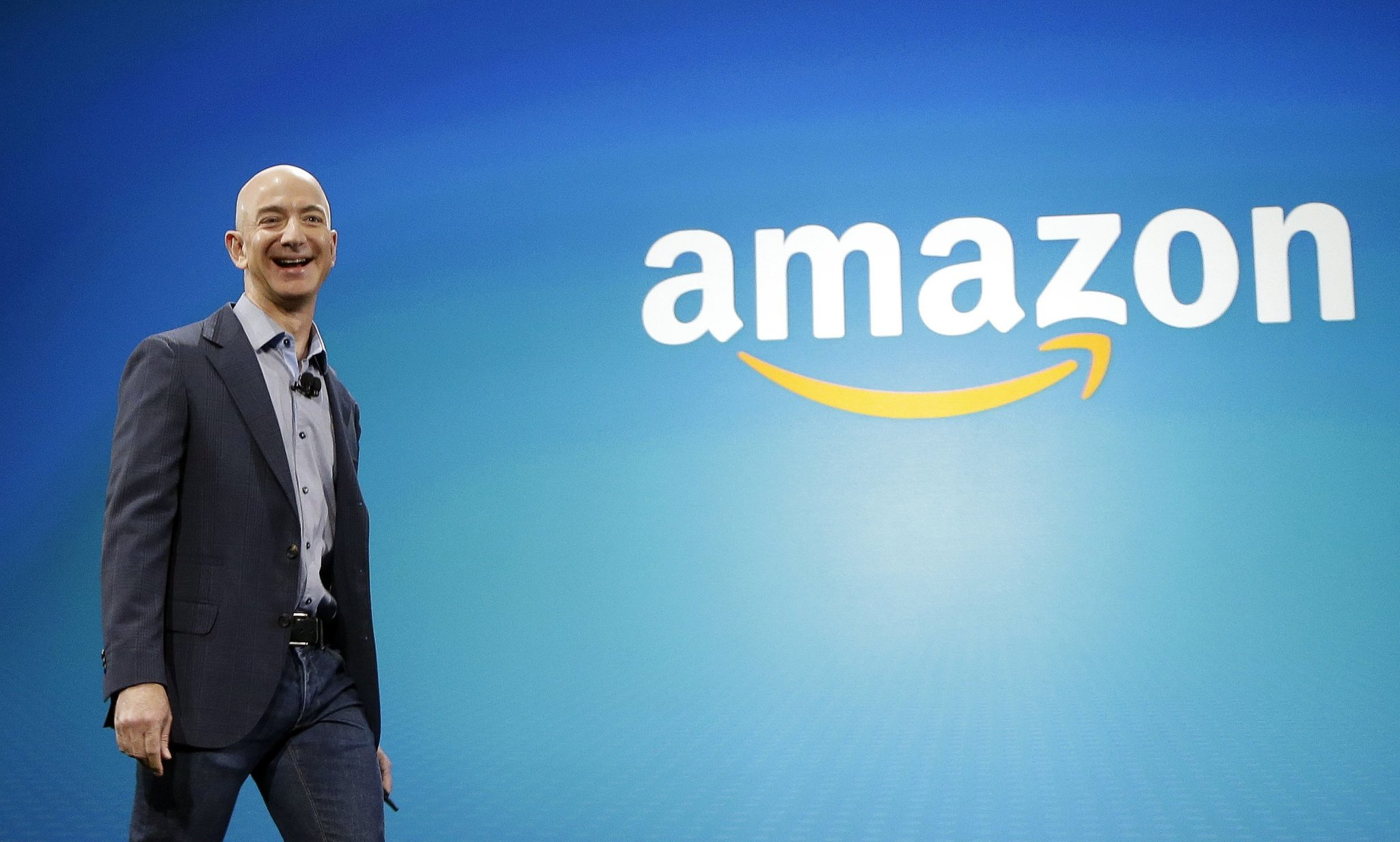 In a way, we all work for Amazon