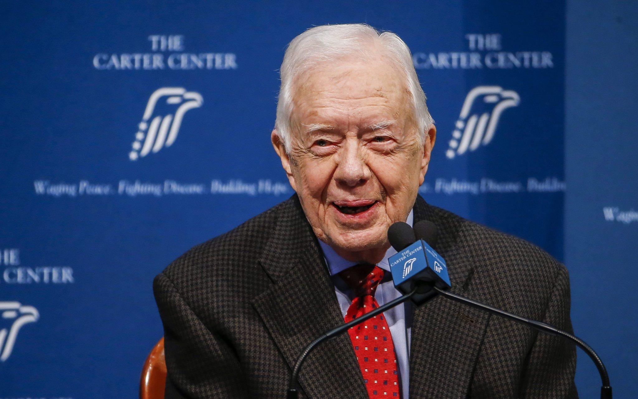 Jimmy Carter net worth salary