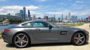 2016 Mercedes-AMG GT S stuns on the inside and out