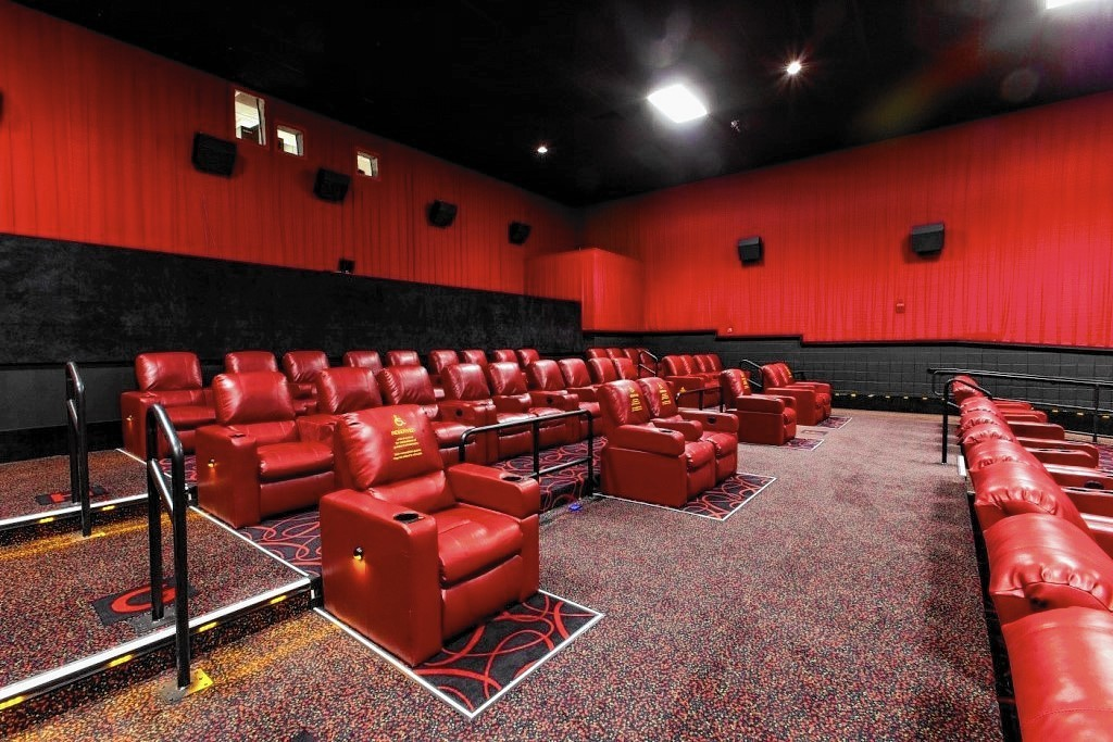 amc hampton movie theater undergoing major renovations. Black Bedroom Furniture Sets. Home Design Ideas