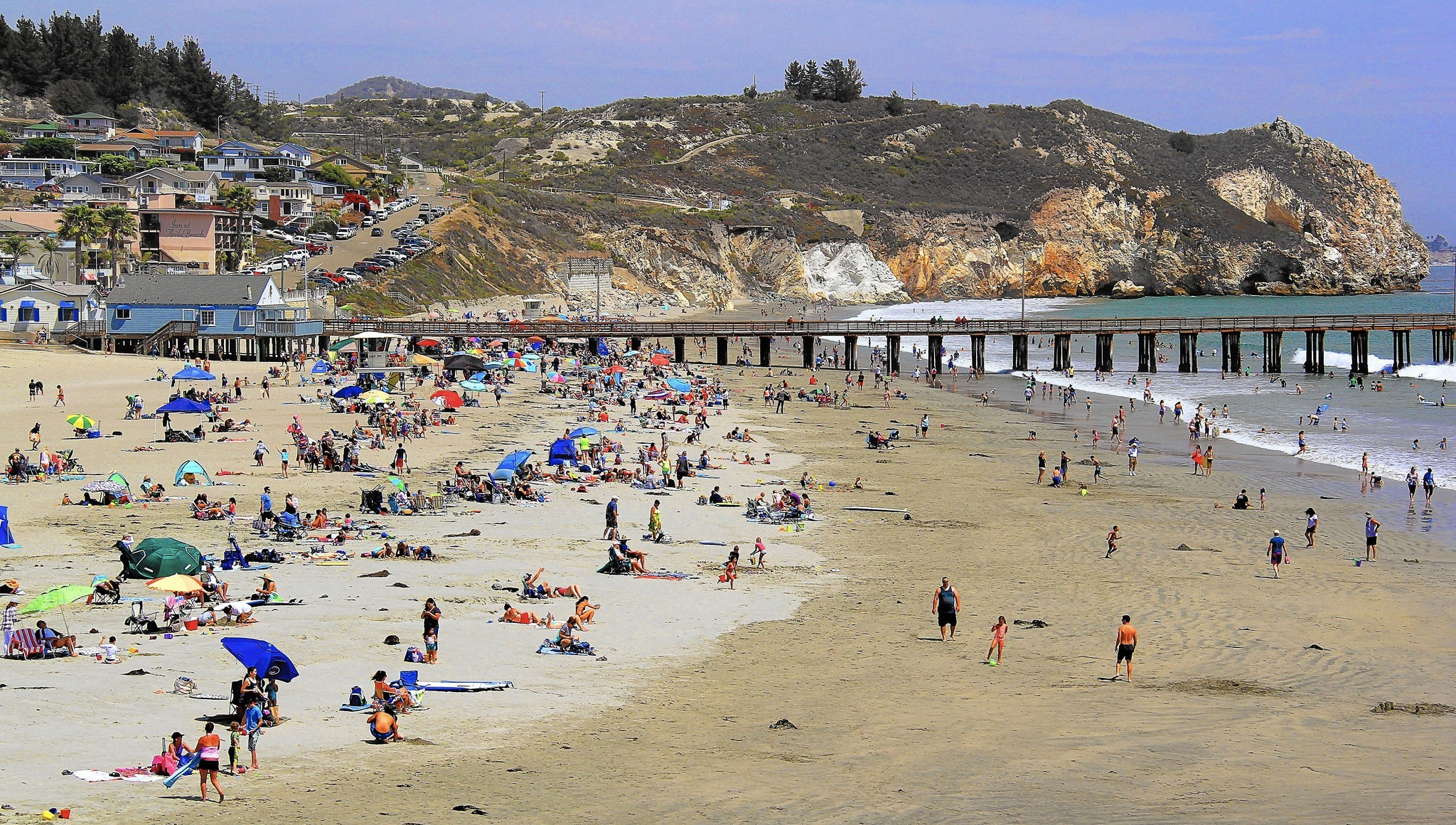Avila Beach Ca  Of