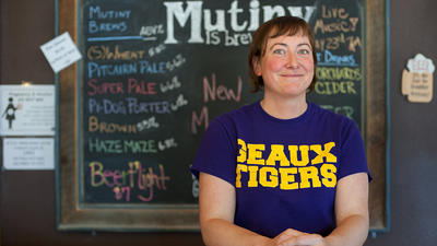 Why trek past Portland to eastern Oregon? It's a community built on craft beer.