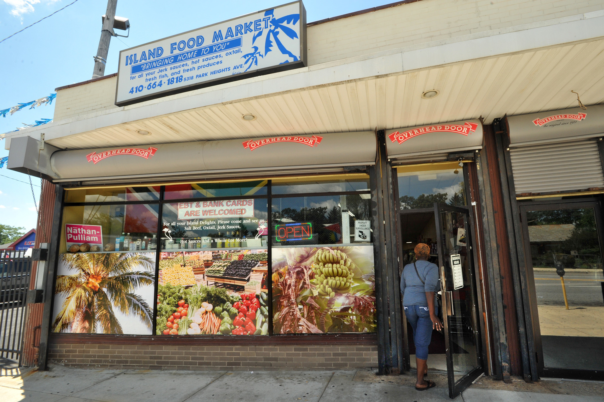 Afro Caribbean Grocery Stores