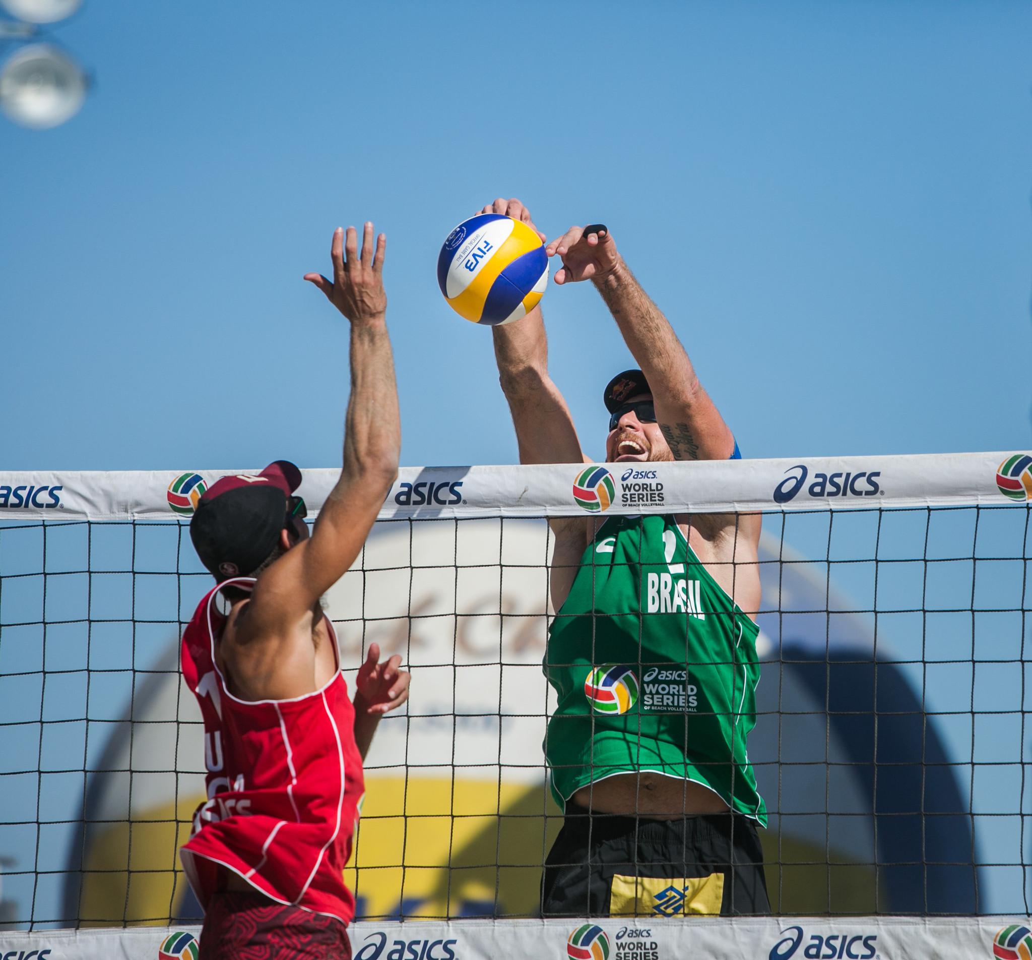 Volleyball World Championship  Long Beach