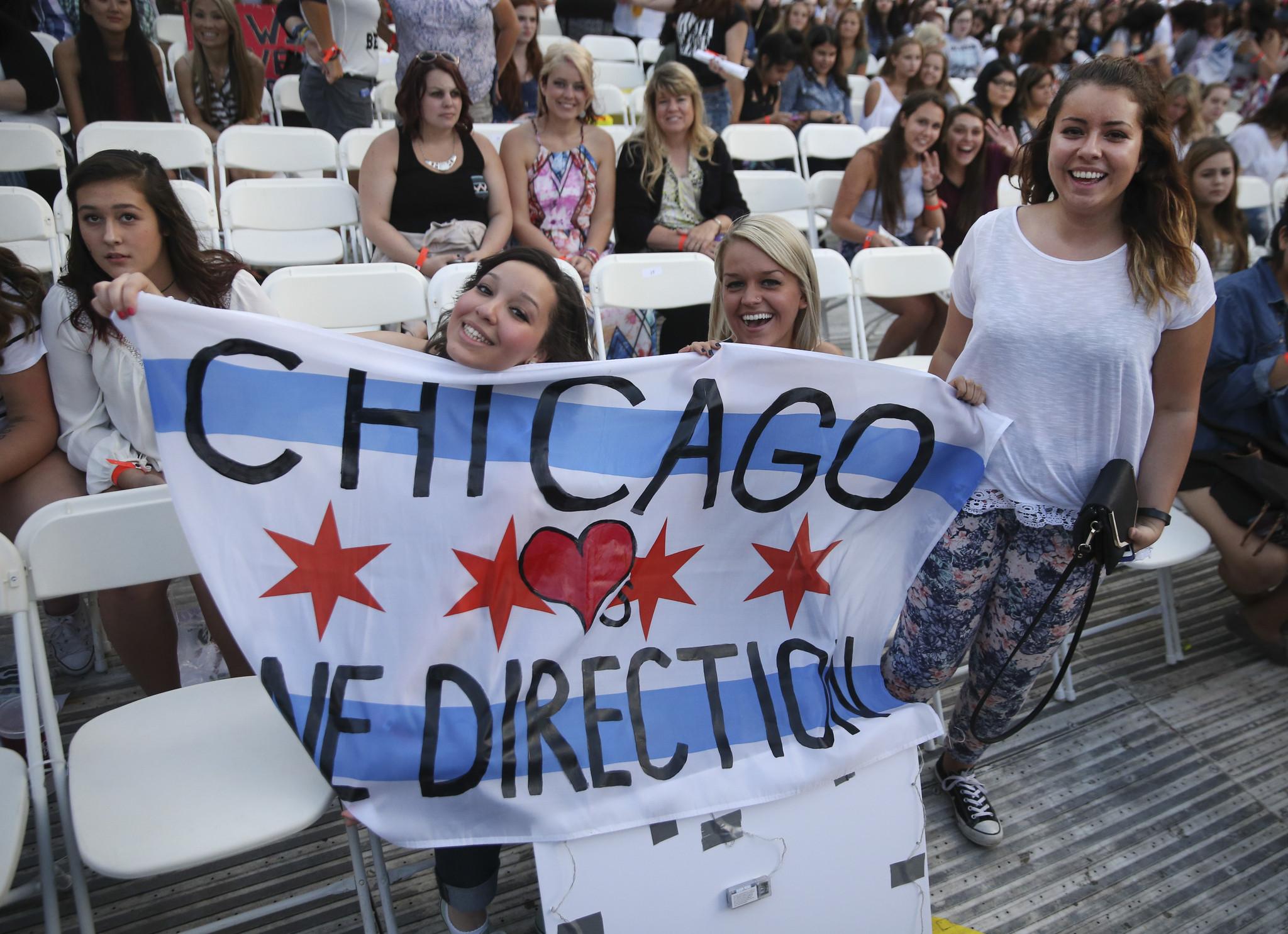One Direction assures fans split won't be permanent