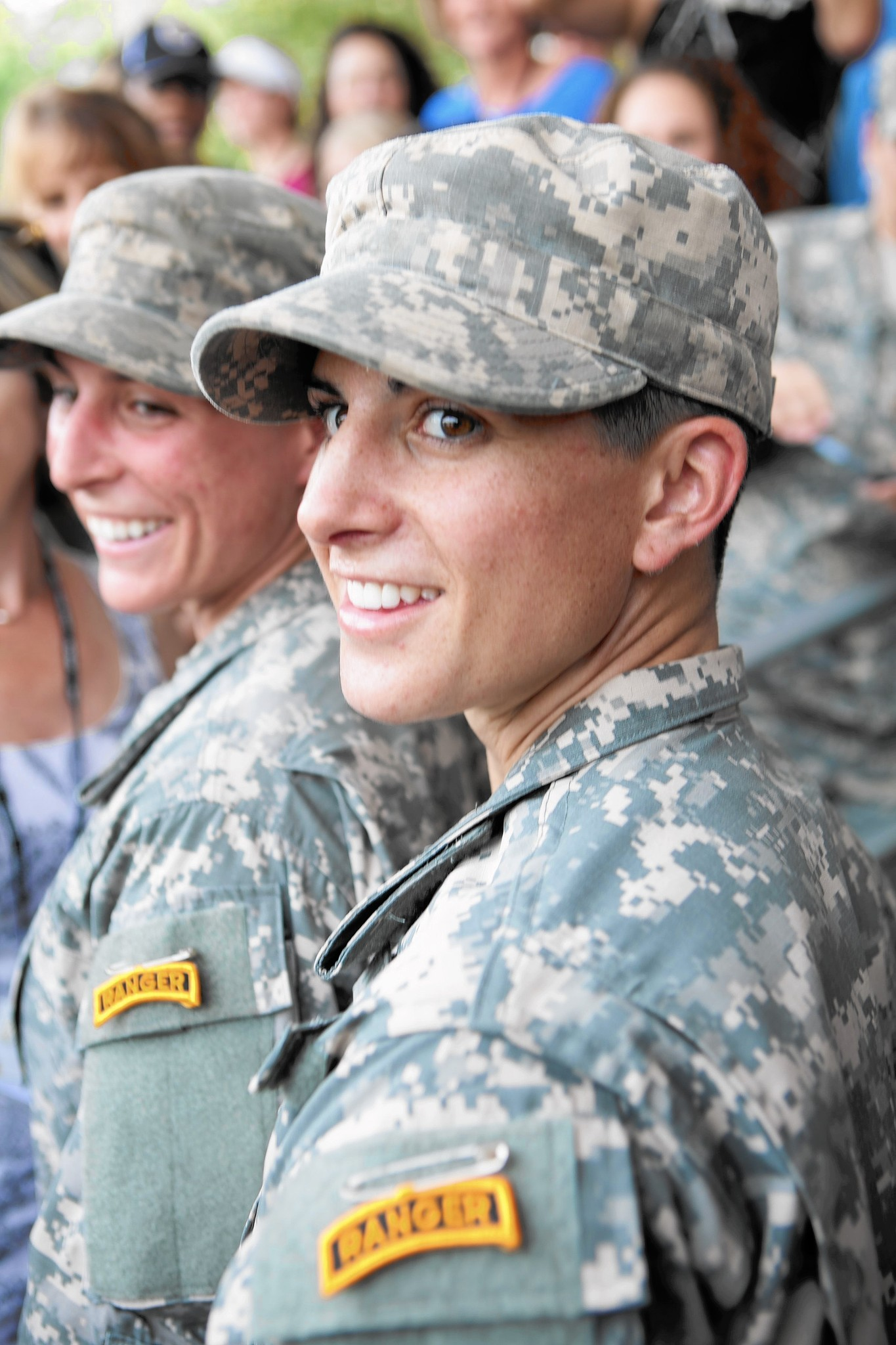 Letting women into the fight chicago tribune - How to become an army officer after college ...