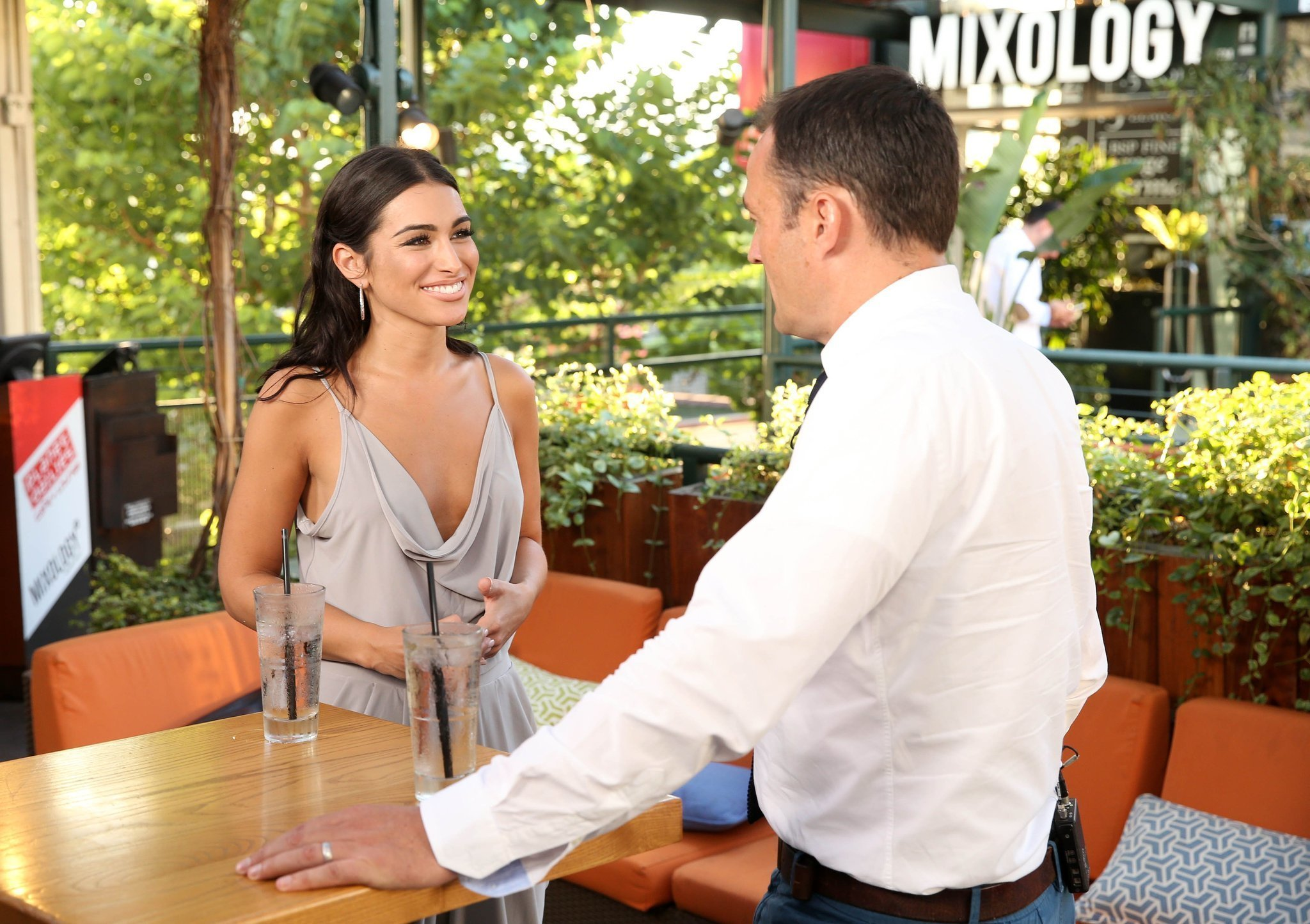 dating senior bachelor Andi dorfman: i'm pretty private senior women's reporter more: arts and entertainment dating the bachelor.