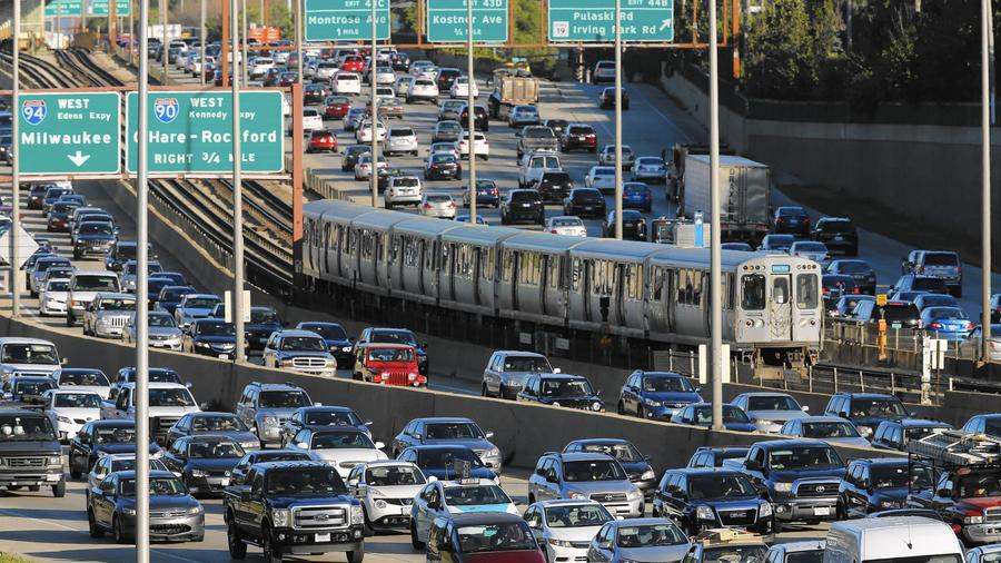 Most congested roads in U.S.? You're probably on one – Chicago Tribune