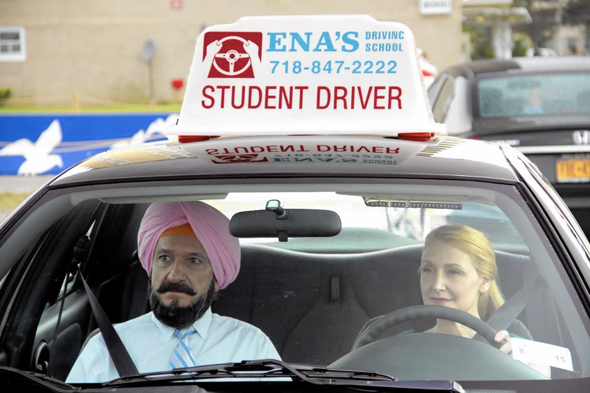 Essay honest taxi driver