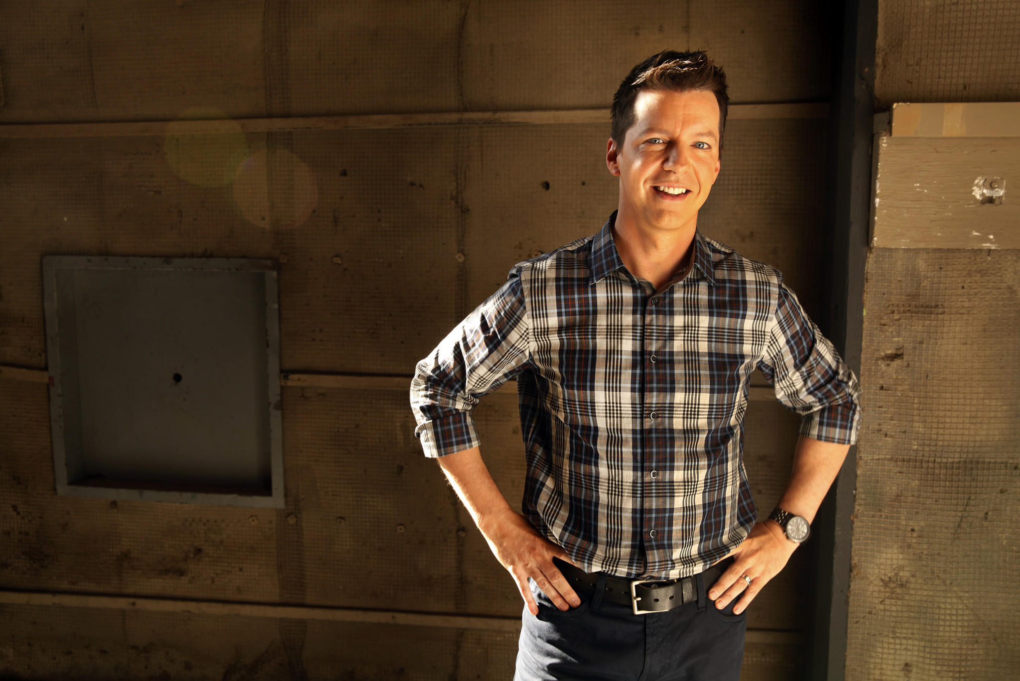 Sean Hayes. (Al Seib / Los Angeles Times)