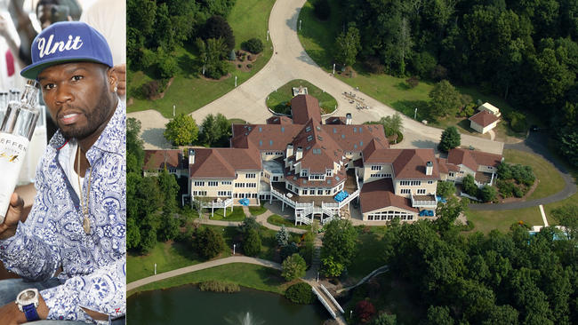 50 Cent Finally Sells His Mansion And Here S What The New